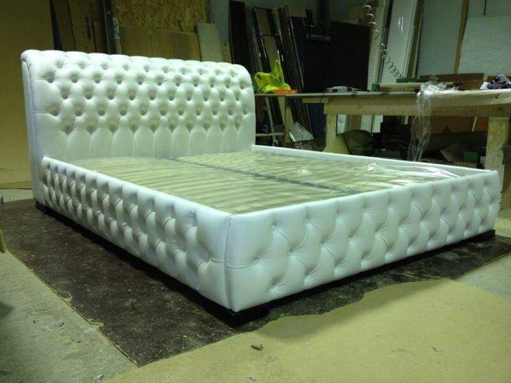 изготовление кровати Честер на заказ