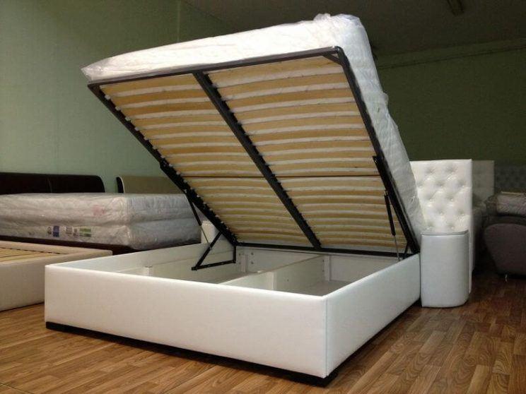 кровать с ортопедическими ламелями