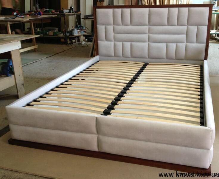 производство двуспальных кроватей на заказ