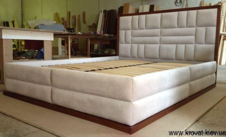 кровать подиум Венера на заказ