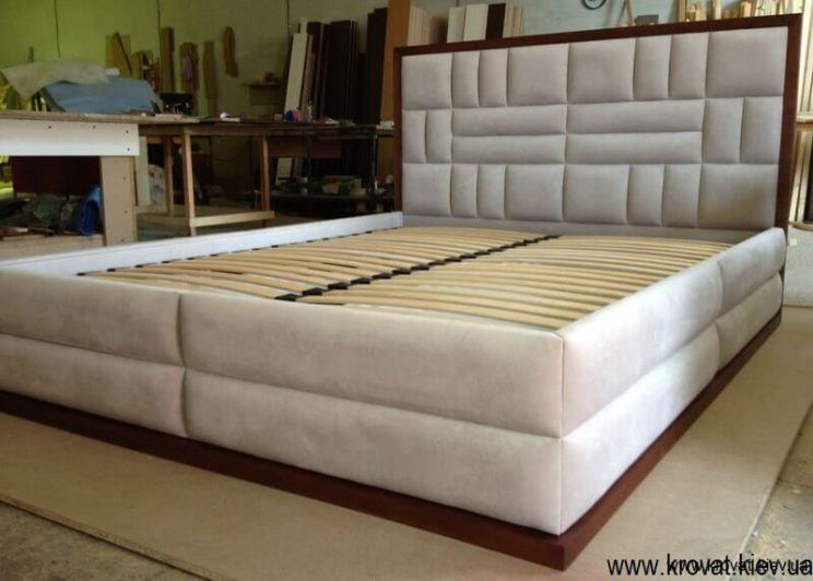 кровать с коробом для белья Венера
