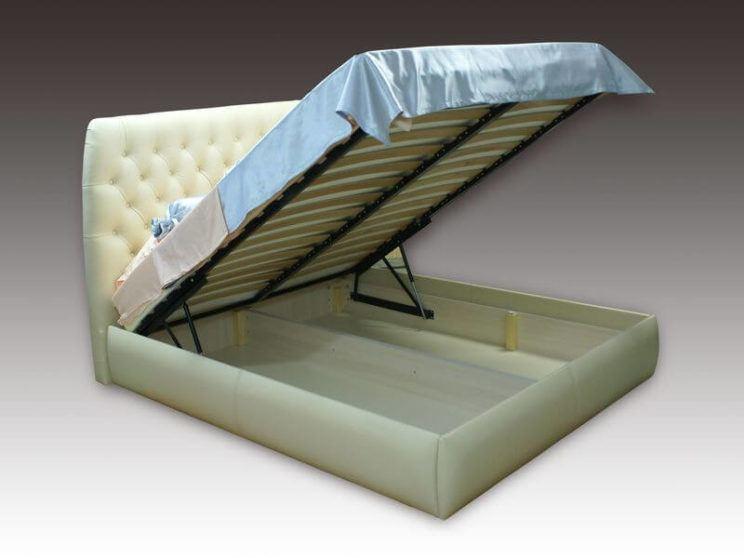 Кровать Элизабет с подъемным механизмом на заказ