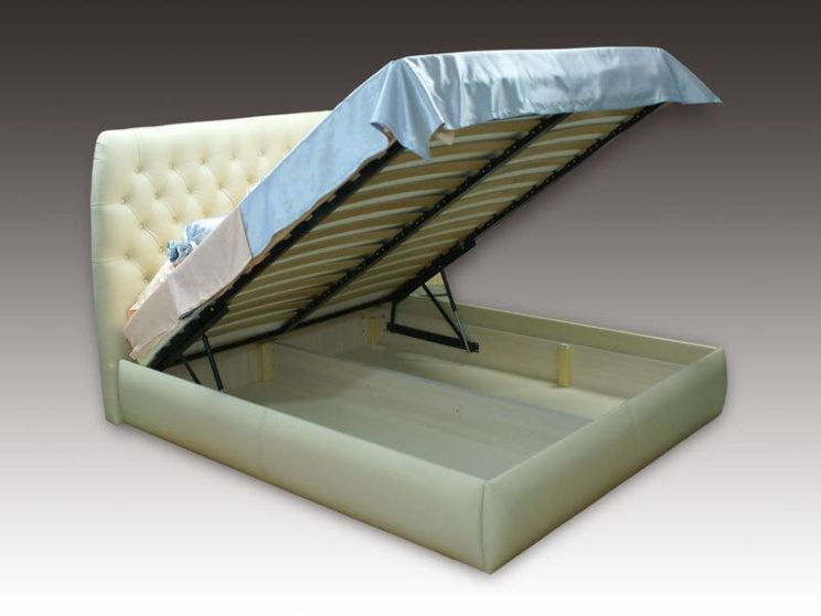 Ліжко Елізабет з підйомним механізмом на замовлення