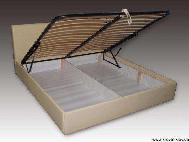 ліжко Європа з ящиком на замовлення