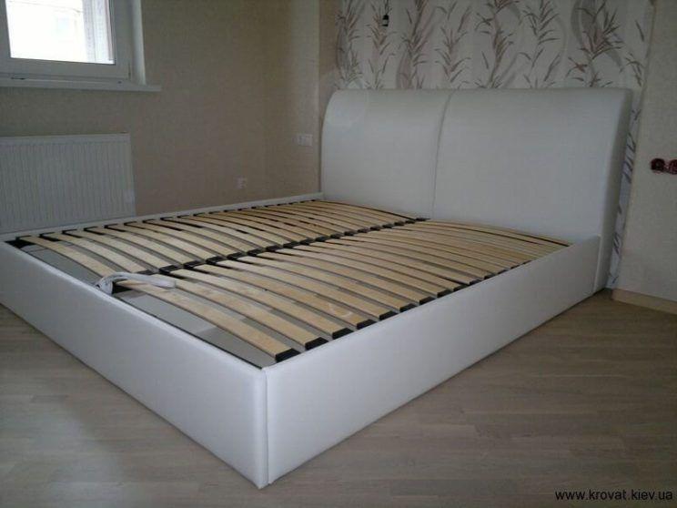 кровать Александрия в интерьере спальни