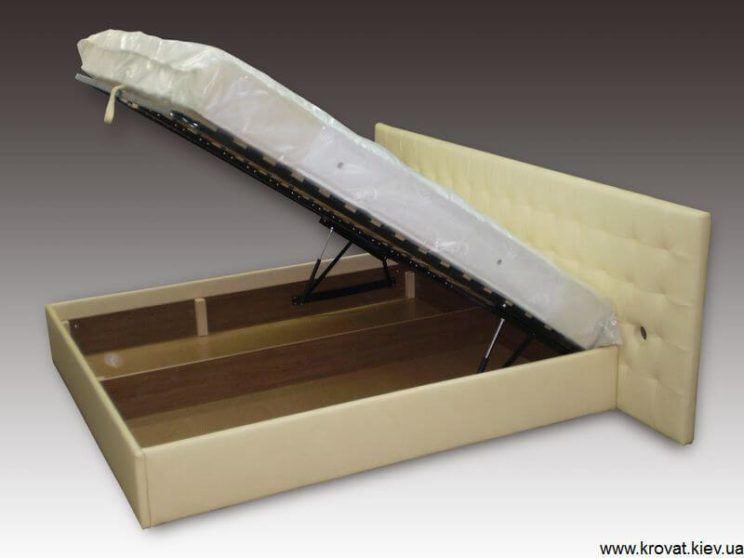 ліжко Карина з підйомним механізмом на замовлення