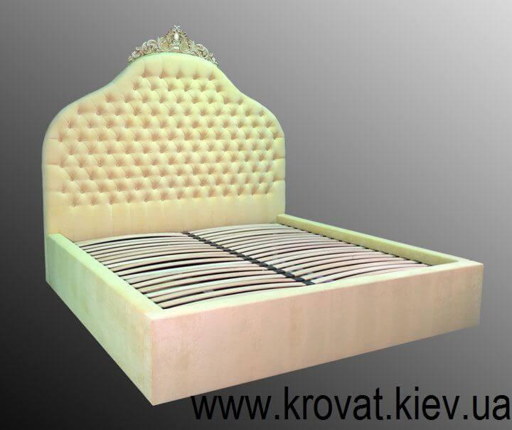 кровать в классическом стиле на заказ