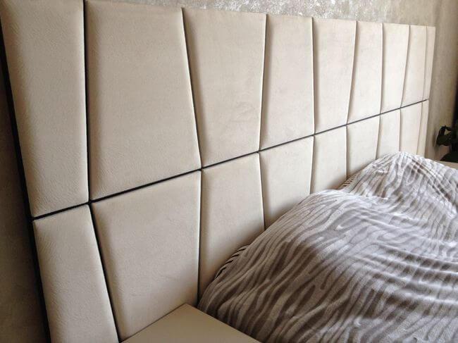 широке ліжко Верона на замовлення