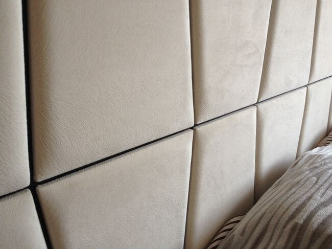 кровать Верона с широкой спинкой