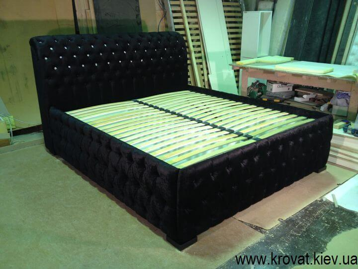 кровать со стразами Сваровски