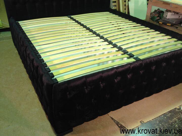 кровать со стразами Сваровски на заказ