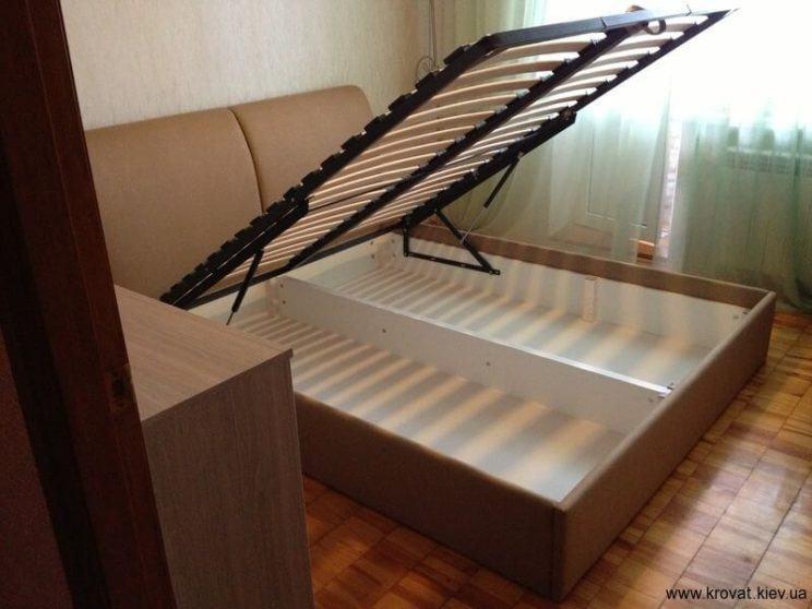 кровать Александрия с ящиком для белья