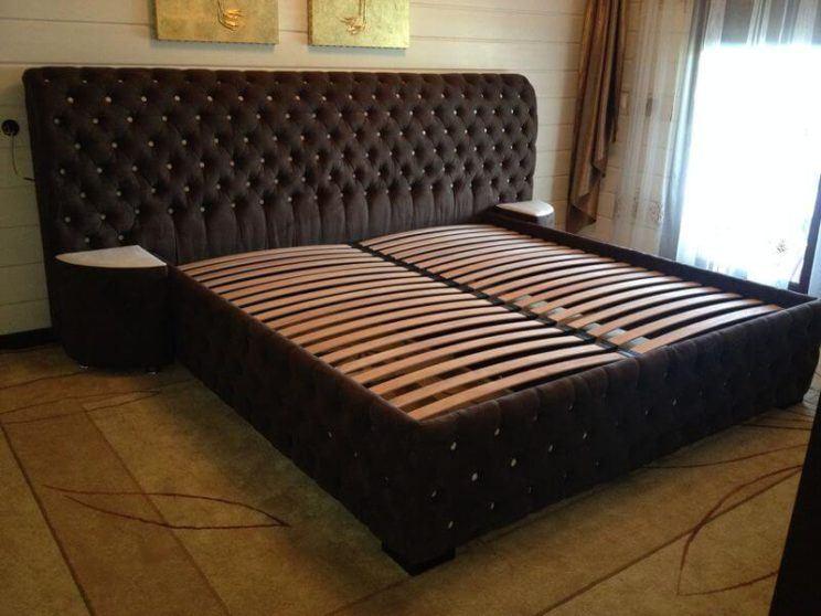 ліжко Честер в спальню