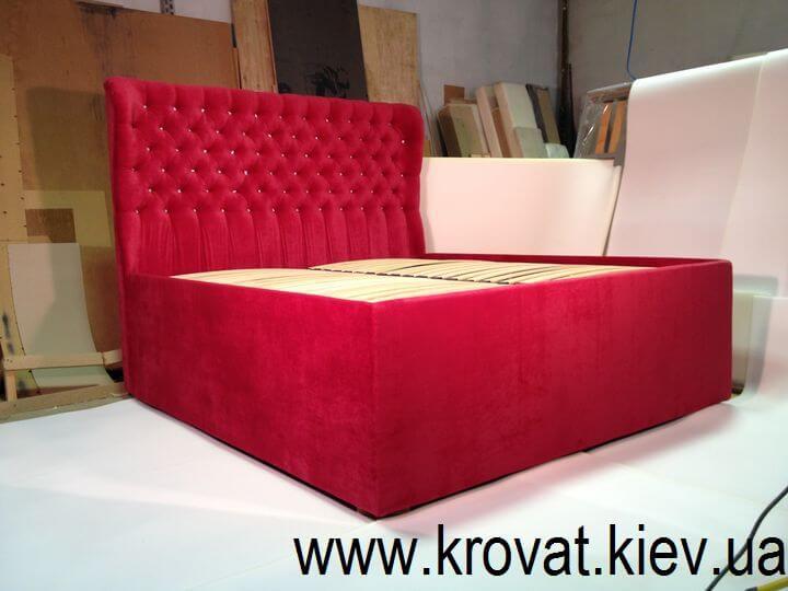 огромная кровать на заказ