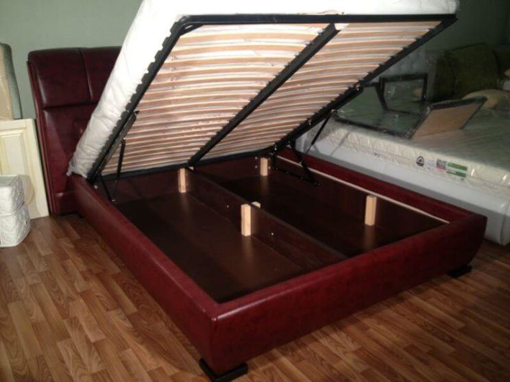Кровать Бристоль с матрасом