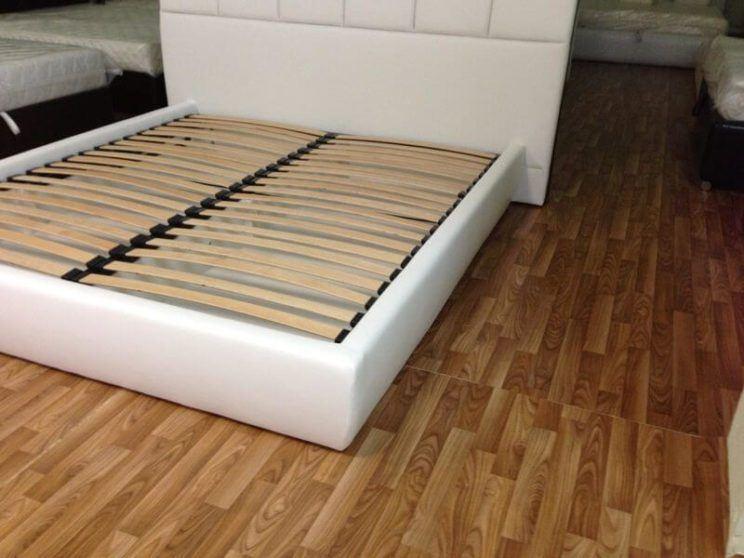 ортопедичне двоспальне ліжко Брістоль