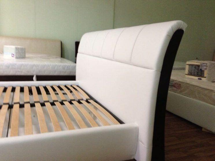 Двоспальне ліжко Брістоль на замовлення