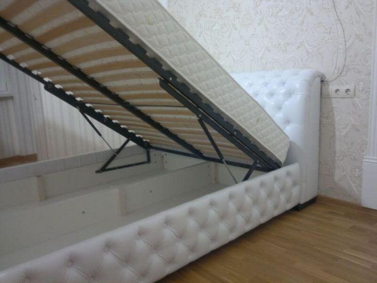 кровать Честер с подъемным механизмом