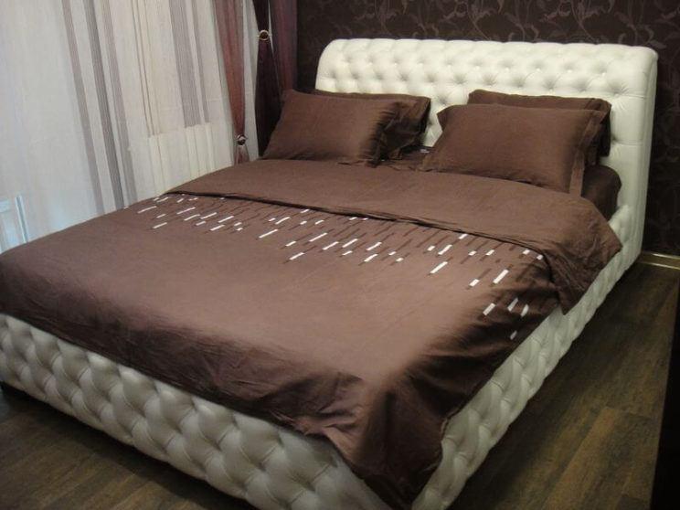 ліжко Честер в спальню на замовлення