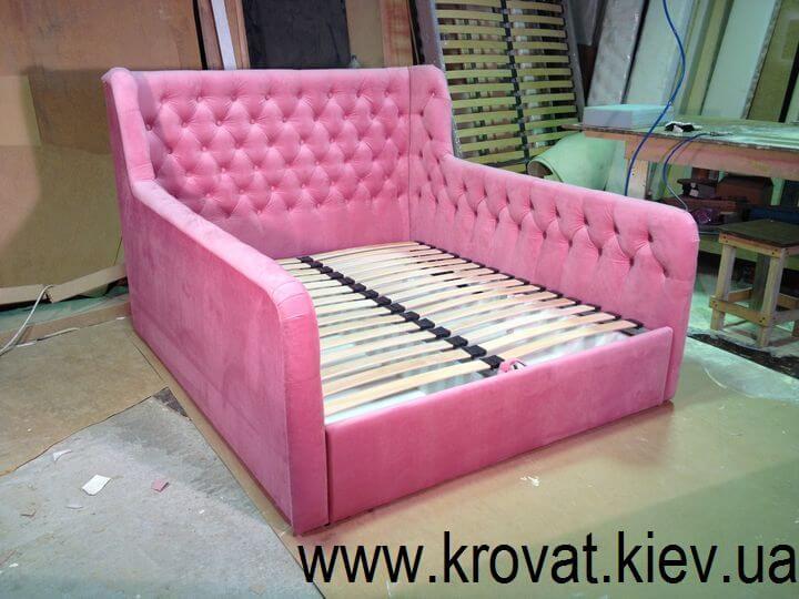 дитяче ліжко для дівчинки