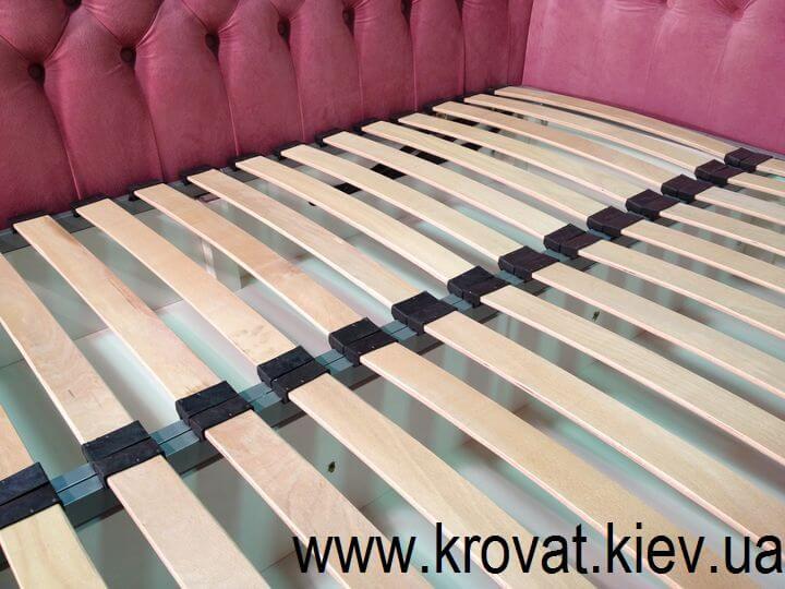 кровать с ортопедическим матрасом на заказ