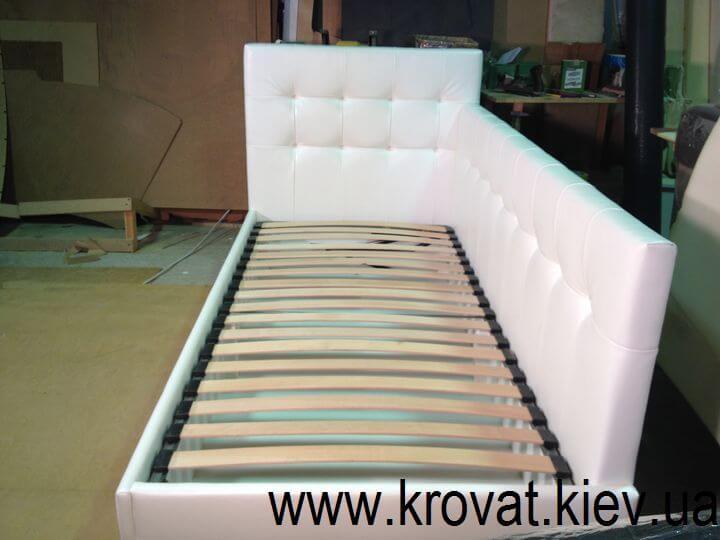 кровать для подростка девочки на заказ