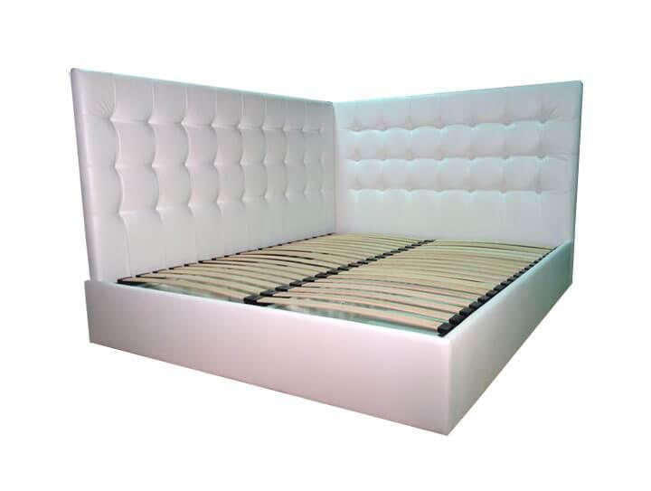 кутові ліжка