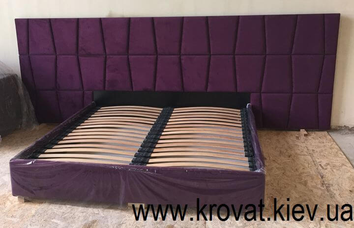 производство больших кроватей на заказ