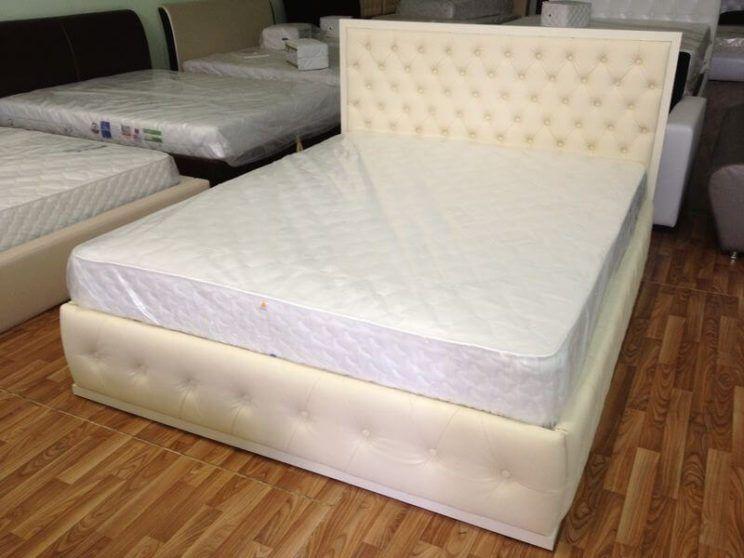кровать с ящиком Марго на заказ