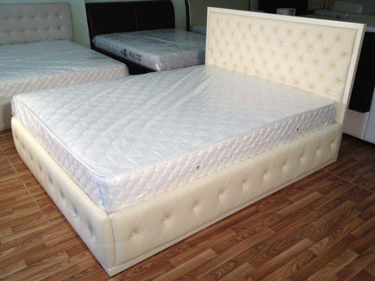 Кровать с подъёмным механизмом на заказ
