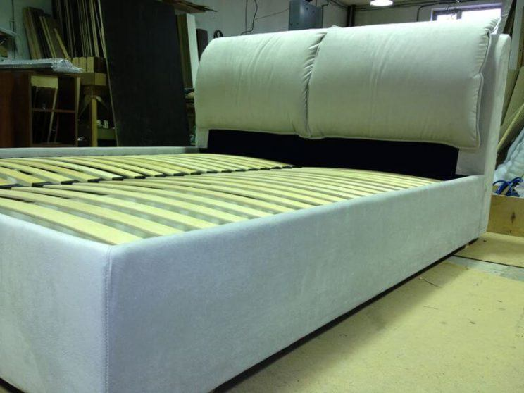 Ліжко Палермо виробництво