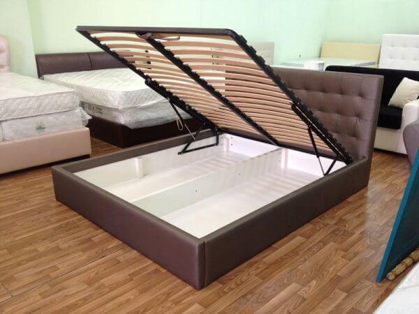 кровать с коробом
