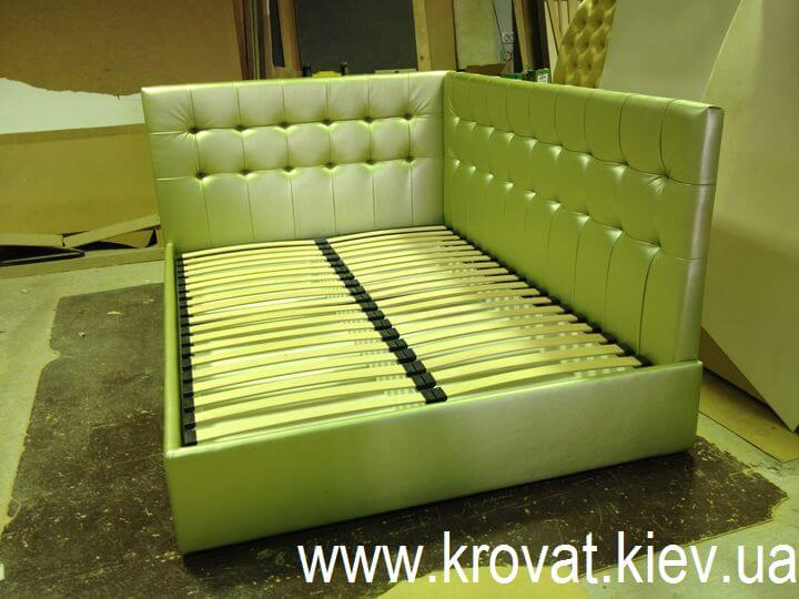 виробництво кутових ліжок на замовлення