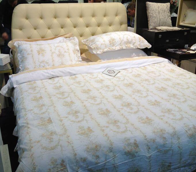 Кровать Элизабет с ящиком для белья на заказ