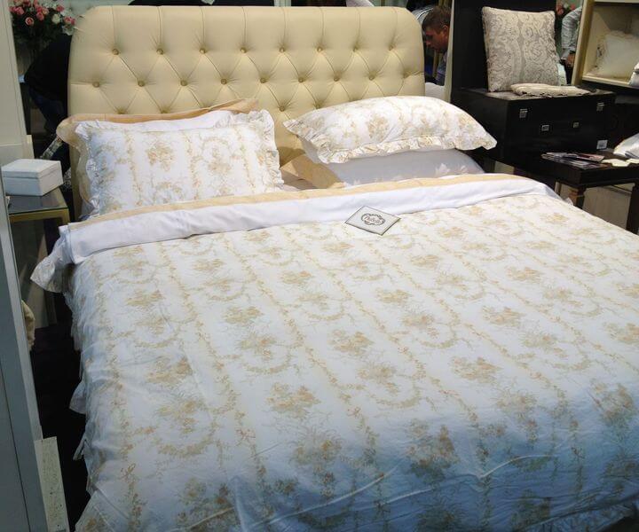 Ліжко Елізабет з газовим механізмом
