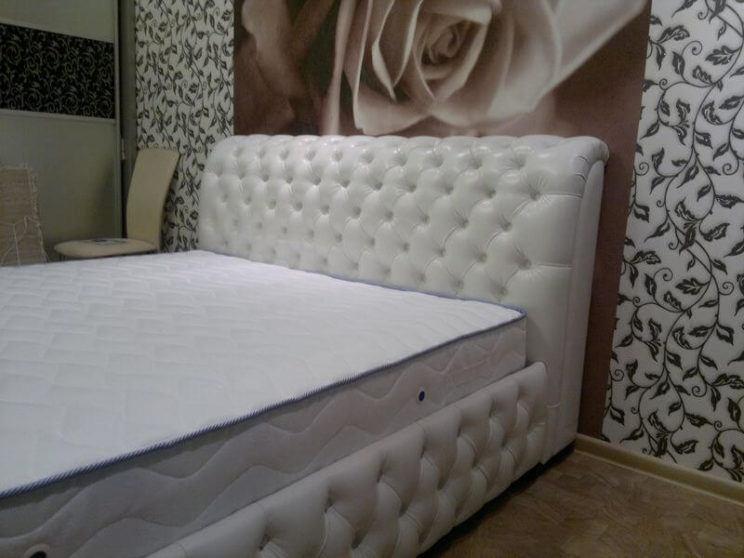 дизайн ліжка Честер