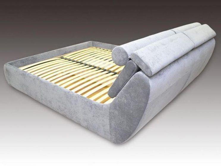 ліжко в тканині