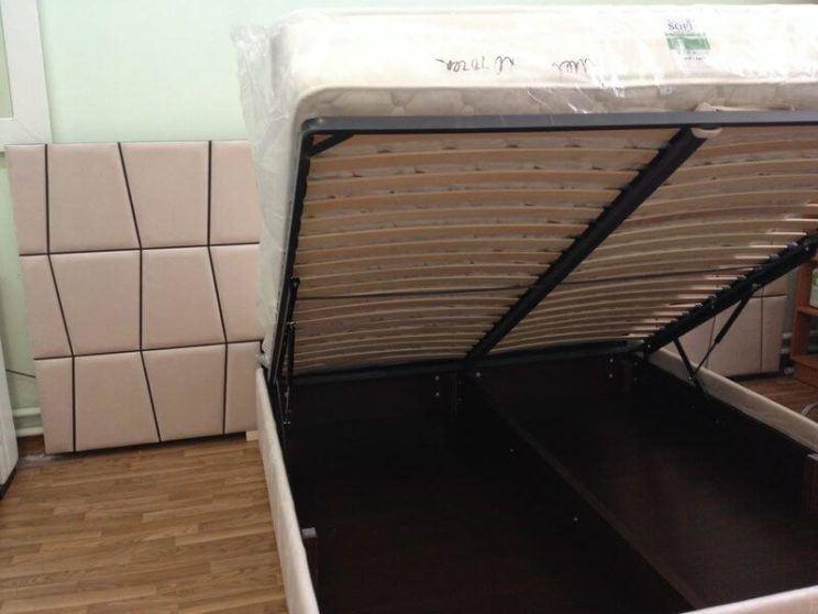 кровать Верона с подъемным механизмом на заказ