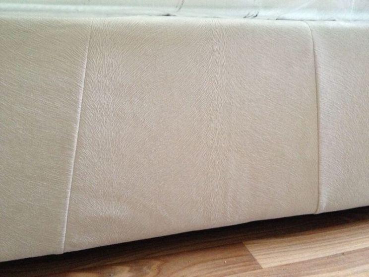 ліжка на замовлення з широкою спинкою