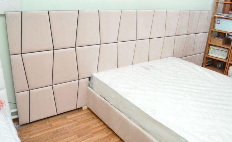 великі ліжка на замовлення
