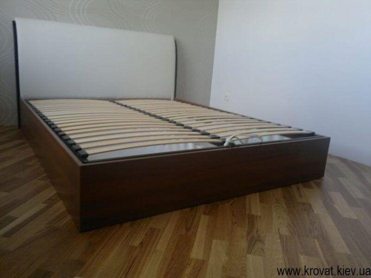 ліжко Вікторія в спальню на замовлення