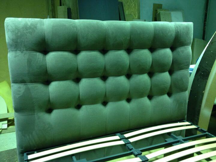 изготовление кроватей парящих в воздухе на заказ