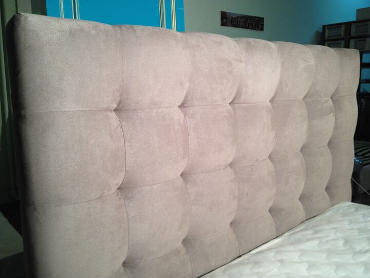 дизайн кровати в воздухе
