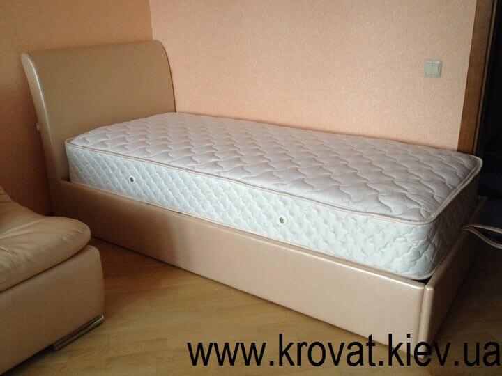 односпальне ліжко для підлітка на замовлення