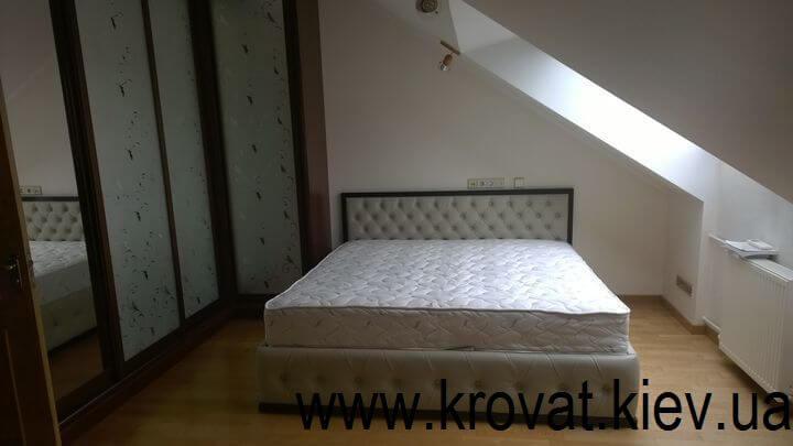кровать в спальню Марго на заказ