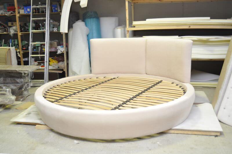 виробництво круглих ліжок