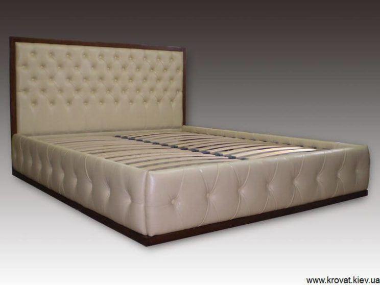 Кровать Марго с подъёмным механизмом на заказ