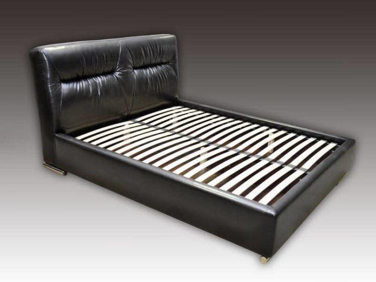 ліжко Марсель з м'яким узголів'ям на замовлення