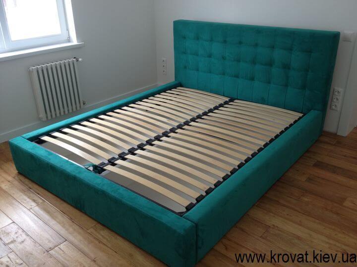 зелене ліжко