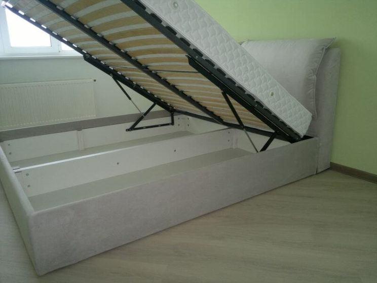 Кровать Палермо с матрасом